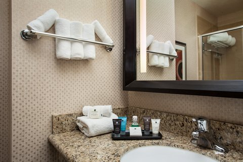 Crowne Plaza ANCHORAGE-MIDTOWN - Complimentary amenities at Crowne Plaza Anchorage-Midtown