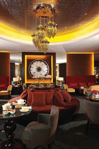 فندق فور سيزن  - Lobby Lounge