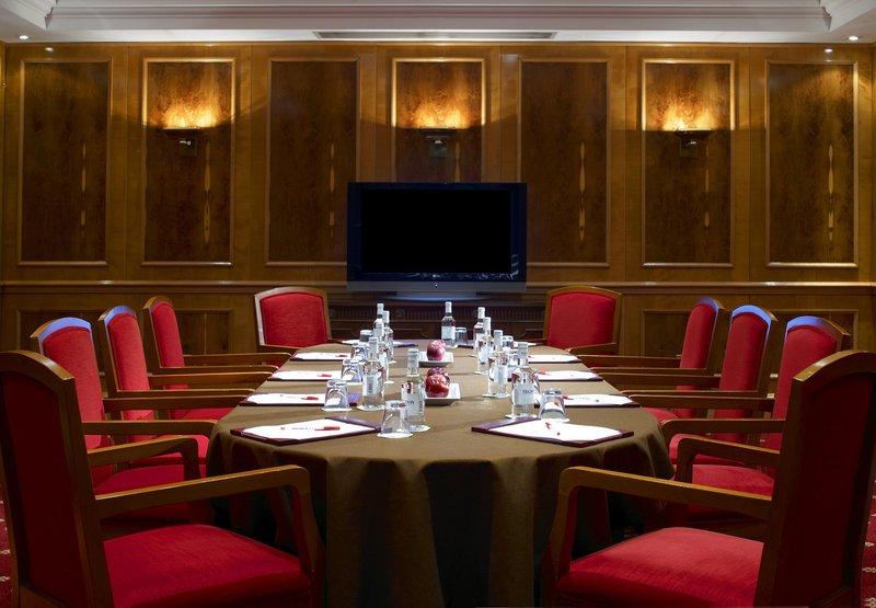 Marriott Bristol City Centre Meeting room