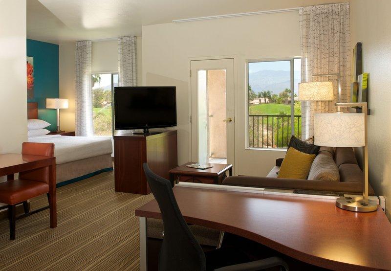 Residence Inn Palm Desert Billede af værelser