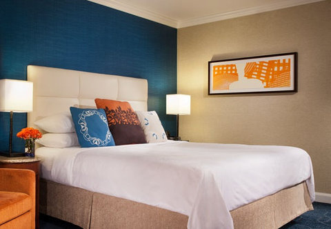 J.W. Marriott Denver At Cherry Creek Hotel - King Guest Room