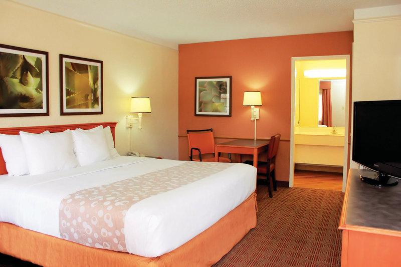 La Quinta Inn Lafayette Zimmeransicht