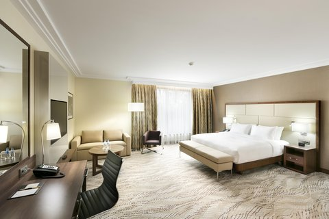 Doubletree by Hilton Warsaw - King Executive Room with Lounge Access