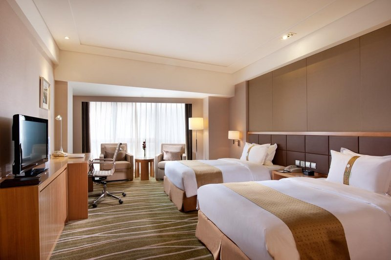 Holiday Inn Shaoxing 客房视图