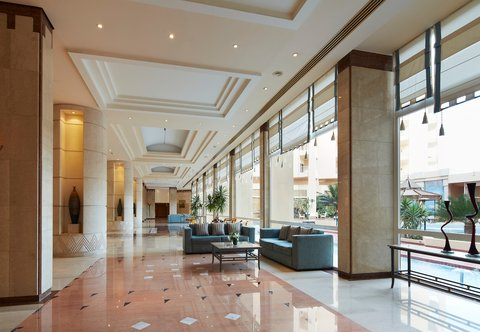Hurghada Marriott Beach Resort - Marble Lobby