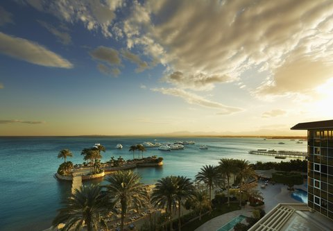 Hurghada Marriott Beach Resort - The View