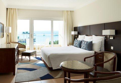 Hurghada Marriott Beach Resort - Standard King Guest Room - Sea View