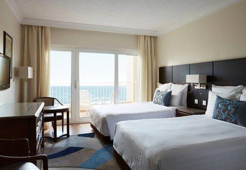 Hurghada Marriott Beach Resort - Standard Double Double Geust Room - Sea View