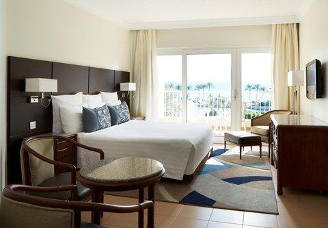 Hurghada Marriott Beach Resort - Deluxe King Guest Room - Sea View