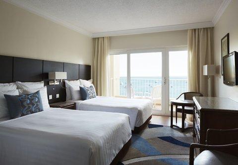Hurghada Marriott Beach Resort - Deluxe Double Double Guest Room - Sea View