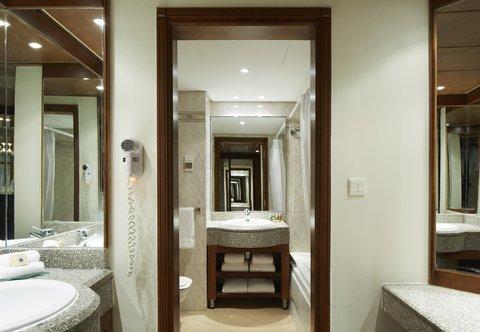 Hurghada Marriott Beach Resort - Deluxe room Bathroom