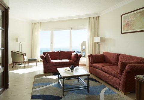 Hurghada Marriott Beach Resort - Venus Suite Living Room