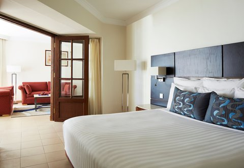 Hurghada Marriott Beach Resort - Venus Suite Bedroom