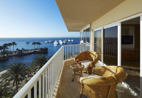 Hurghada Marriott Beach Resort - Neptune Suite Balcony