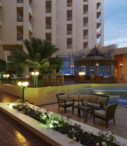 Hurghada Marriott Beach Resort - The Patio Cafe