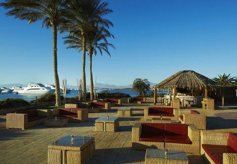 Hurghada Marriott Beach Resort - Bamboo Island Restaurant And Bar