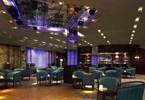 Hurghada Marriott Beach Resort - Sunset Lounge and Bar
