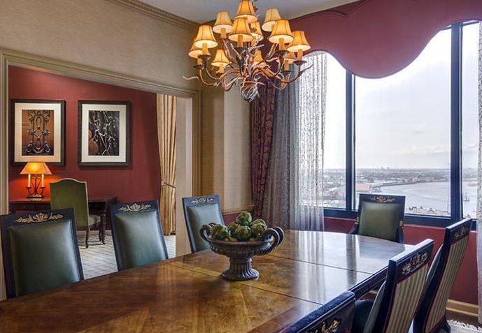 JW Marriott New Orleans 客室