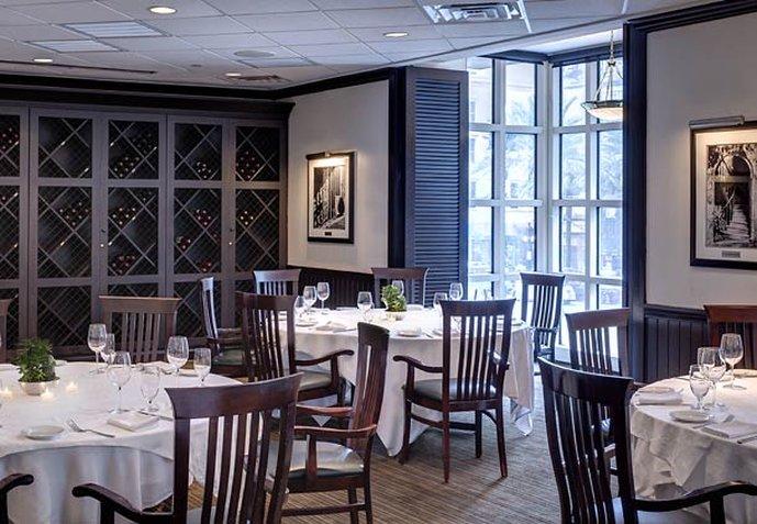 JW Marriott New Orleans レストラン