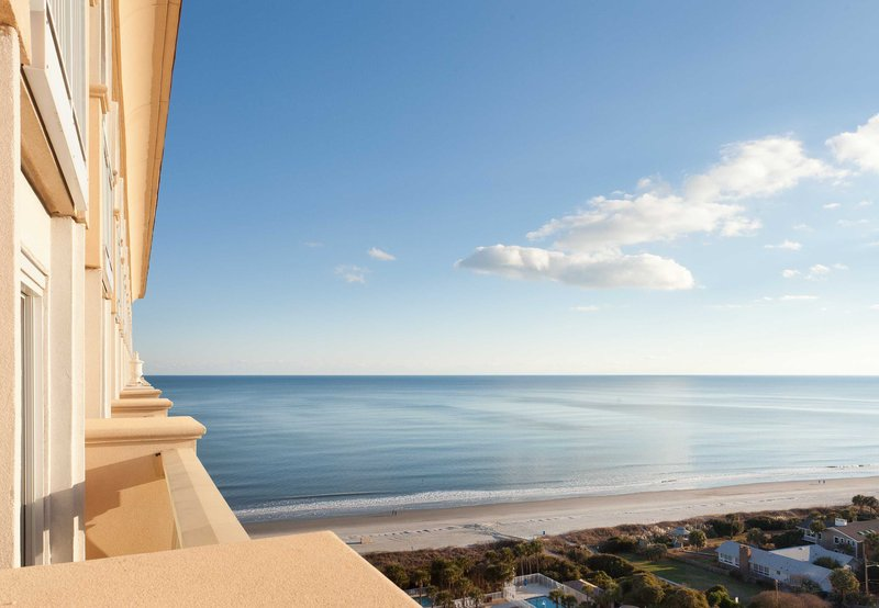 Marriott Myrtle Beach Resort at Grande Dunes Zimmeransicht