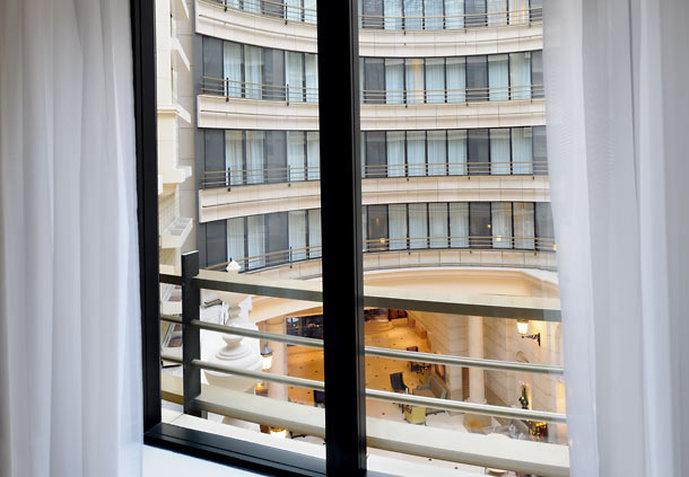 Paris Marriott Hotel Champs-Elysees Zimmeransicht