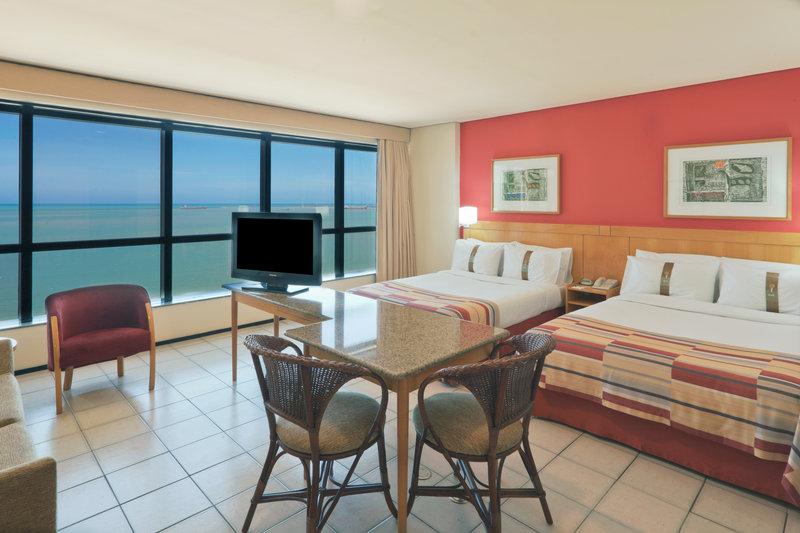 Holiday Inn  FORTALEZA Vista de la habitación