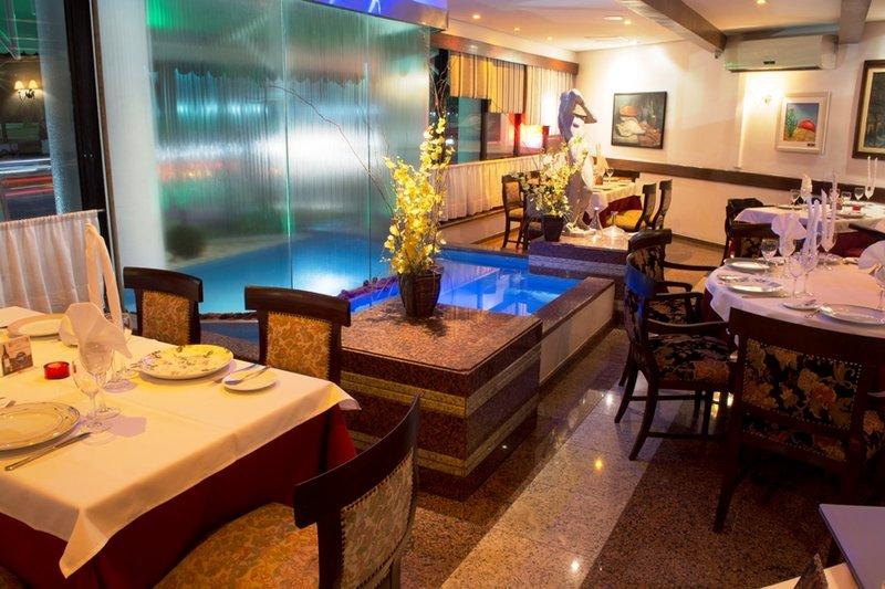 Holiday Inn  FORTALEZA Gastronomía