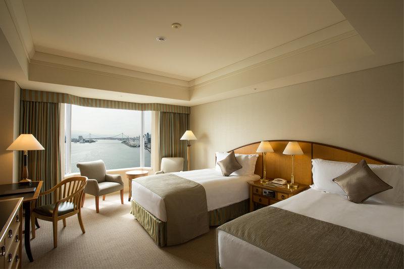 InterContinental Tokyo Bay Vista della camera