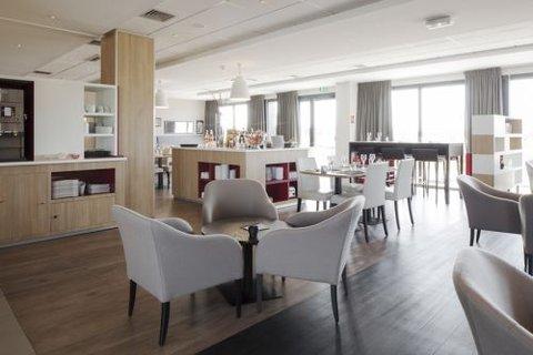 Kyriad Lyon Est - Meyzieu ZI Aéroport - Restaurant