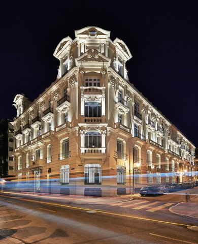 Urso Hotel and Spa - Exterior