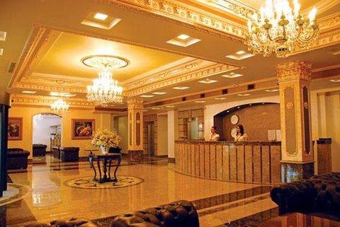 Royal Plaza Hotel - Lobby