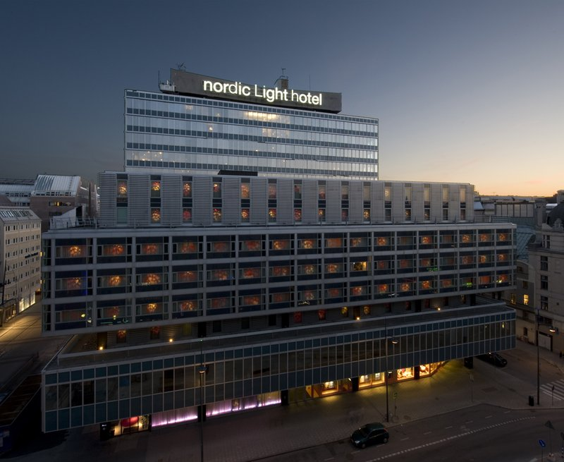 Nordic Light Hotel Exterior view