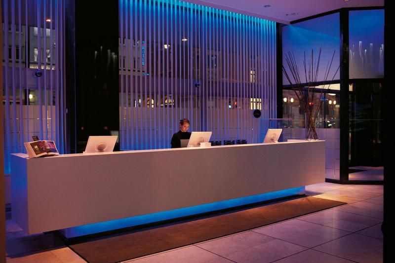 Nordic Light Hotel 前厅