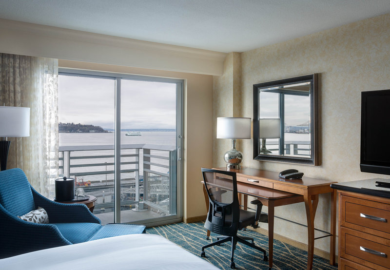 Seattle Marriott Waterfront - Seattle, WA