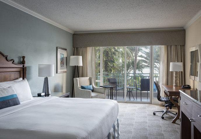 Marriott San Juan Resort and Stellaris Casino Odanın görünümü