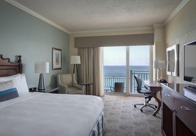 Marriott San Juan Resort and Stellaris Casino Kameraanzicht