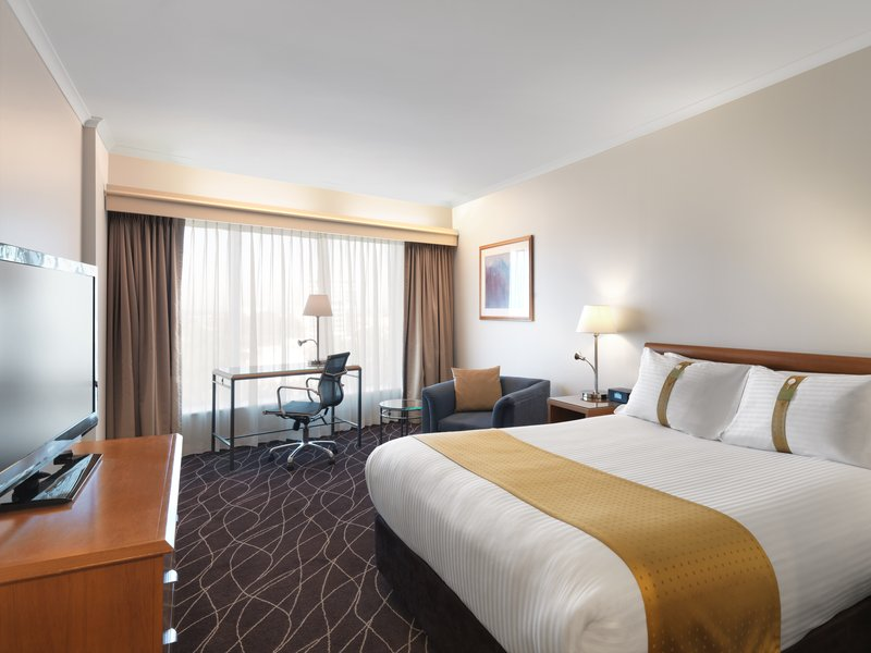 Holiday Inn Sydney Airport Zimmeransicht