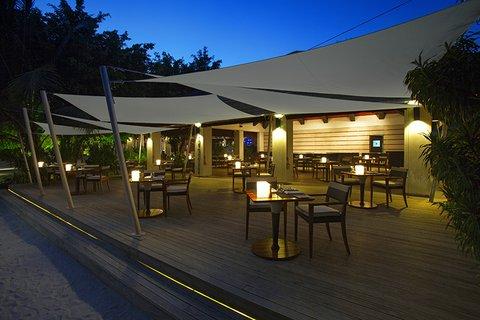 Velassaru Maldives - Turquoise Restaurant