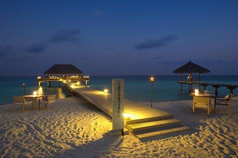 Velassaru Maldives - Teppanyaki Restaurant