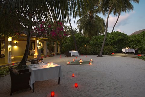 Velassaru Maldives - Etesian Restaurant