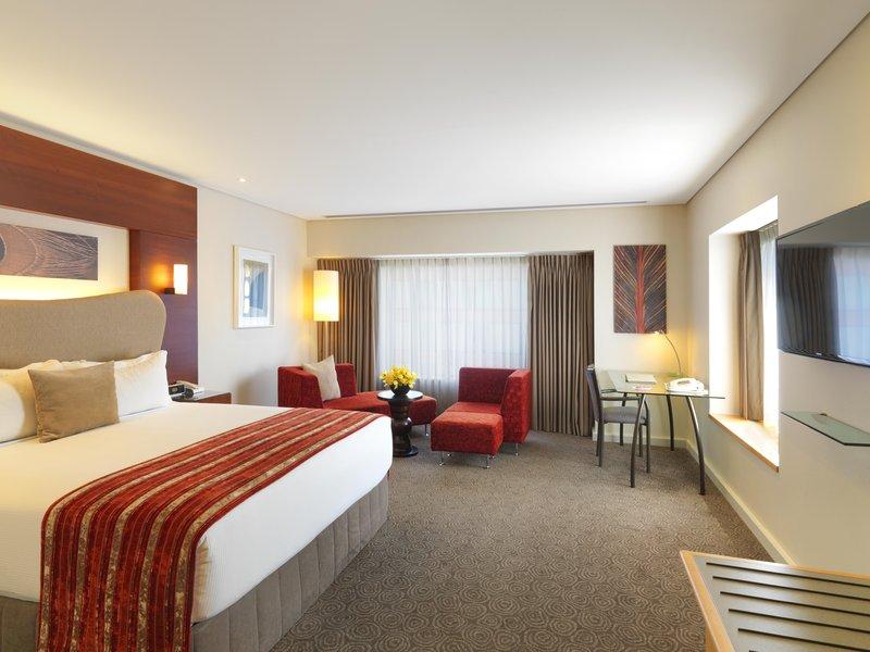 Crowne Plaza Hotel Auckland Rum
