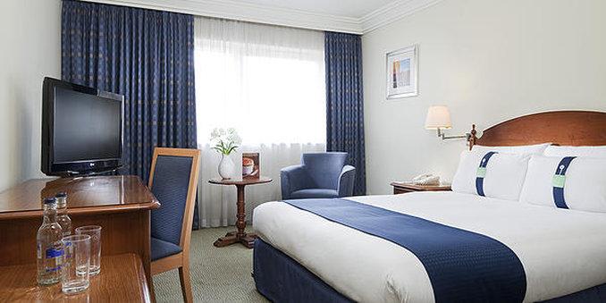 Holiday Inn  Cambridge Widok pokoju
