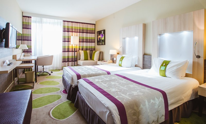 Holiday Inn  Moscow-Vinogradovo 客室