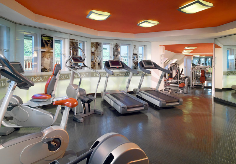 Hotel Bristol, a Luxury Collection Hotel Fitness-klub