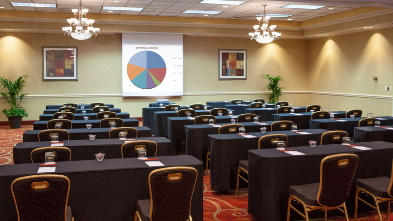 Crowne Plaza Hotel Auburn Hills Salle de conférence