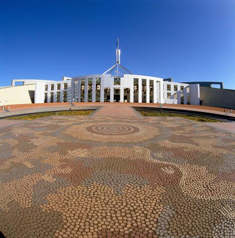 皇冠假日酒店 - Parliament House Canberra