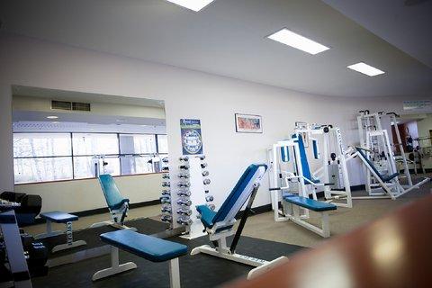 皇冠假日酒店 - Gym at Crowne Plaza Canberra