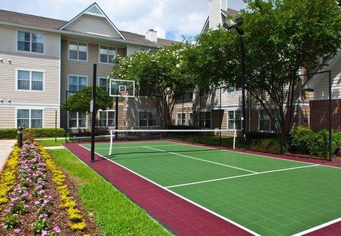 Residence Inn Baton Rouge Siegen Lane - Sport Court