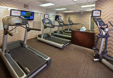 Residence Inn Baton Rouge Siegen Lane - Fitness Center