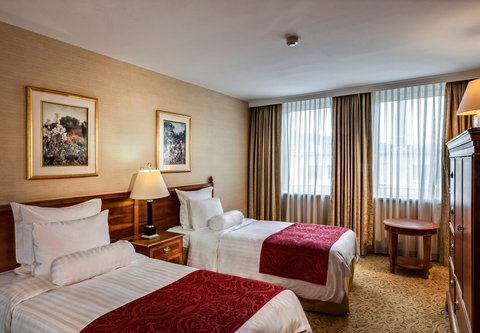 Millennium Court, Budapest - Marriott Executive Apartments - Two-Bedroom Apartment   Twin Twin Bedroom